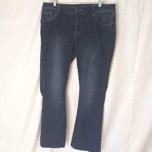 Lucky Brand Dark Blue Jeans